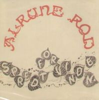 Alrune Rod - Spredt For Vinden CD (album) cover