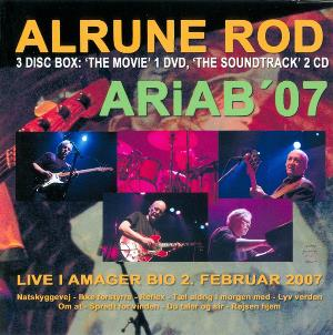 Alrune Rod - Ariab '07 CD (album) cover