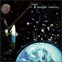 Thought Industry - Outer Space Is Just A Martini Away CD (album) cover
