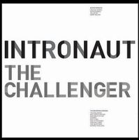 Intronaut - The Challenger CD (album) cover