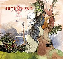 Intronaut - Valley Of Smoke CD (album) cover