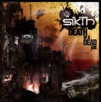 Sikth - Death Of A Dead Day CD (album) cover
