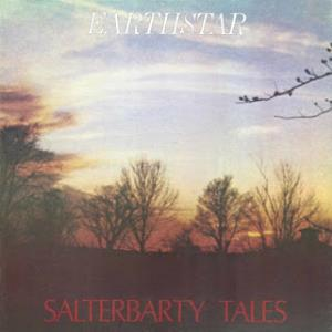 Earthstar - Salterbarty Tales CD (album) cover