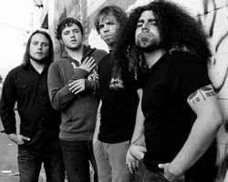COHEED & CAMBRIA image groupe band picture