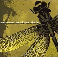 Coheed & Cambria - The Second Stage Turbine Blade CD (album) cover
