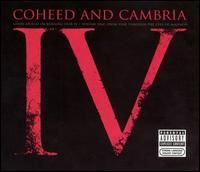 Coheed & Cambria - Good Apollo, I'm Burning Star IV, Volume One: From Fear Through The Eyes Of Madness CD (album) cover