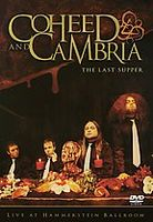 Coheed & Cambria - The Last Supper DVD (album) cover