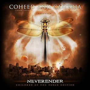 Coheed & Cambria - Neverender: Children Of The Fence Edition CD (album) cover