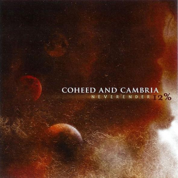 Coheed & Cambria - Neverender 12% CD (album) cover