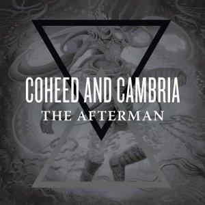 Coheed & Cambria - The Afterman: Live CD (album) cover