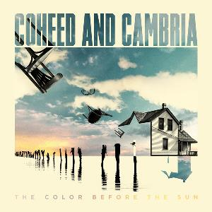 Coheed & Cambria - The Color Before The Sun CD (album) cover