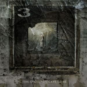 Three - The Ghost You Gave To Me CD (album) cover