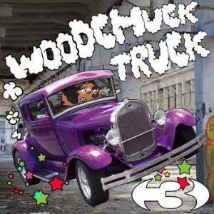 Three - Woodchuck Truck CD (album) cover