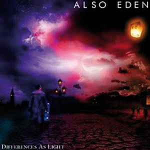 Also Eden - Differences As Light CD (album) cover