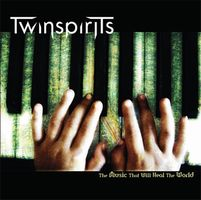 Twinspirits - The Music That Will Heal The World CD (album) cover