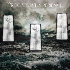Progressivexperience - The Storm CD (album) cover