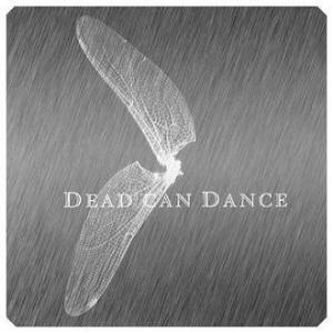 Dead Can Dance - Live Happenings - Part 5 CD (album) cover