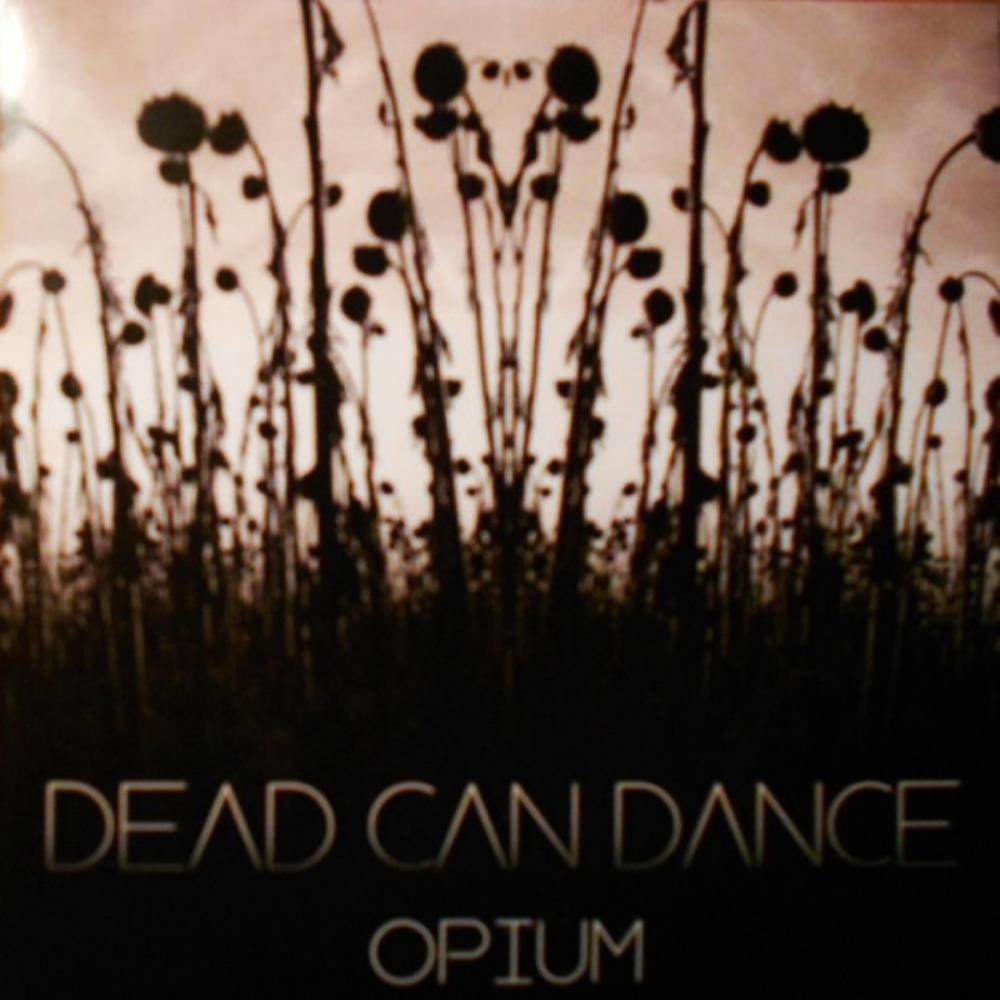 Dead Can Dance - Opium CD (album) cover