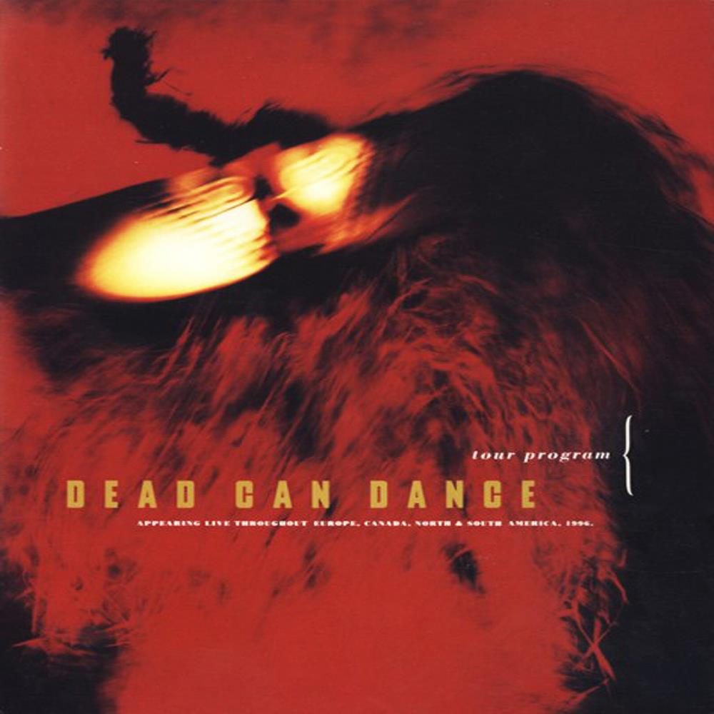 Dead Can Dance - Sambatiki CD (album) cover