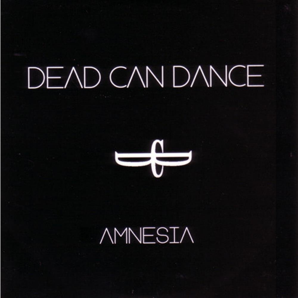 Dead Can Dance - Amnesia CD (album) cover