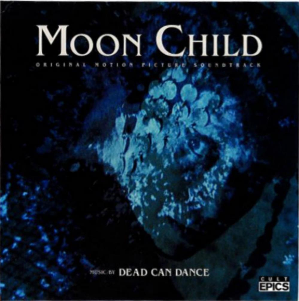 Dead Can Dance - Moon Child Original Motion Picture Soundtrack CD (album) cover