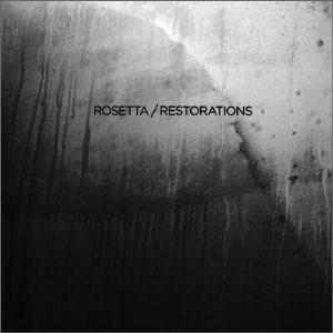Rosetta - Rosetta / Restorations Spit CD (album) cover