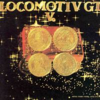 Locomotiv Gt - Locomotiv GT V CD (album) cover