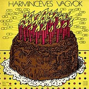 Locomotiv Gt - Harmincéves Vagyok CD (album) cover