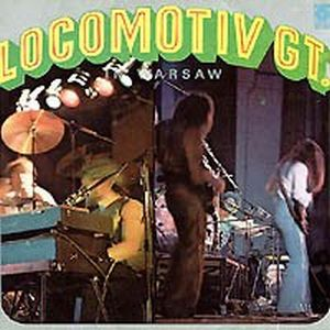 Locomotiv Gt - Locomotiv Gt. In Warsaw CD (album) cover