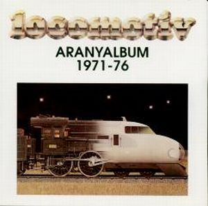 Locomotiv Gt - Aranyalbum 1971-76 CD (album) cover