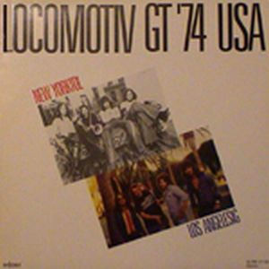Locomotiv Gt - Locomotiv Gt '74 Usa CD (album) cover