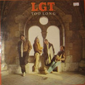 Locomotiv Gt - Too Long CD (album) cover
