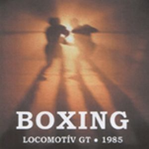 Locomotiv Gt - Boxing CD (album) cover
