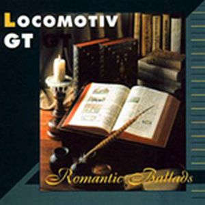 Locomotiv Gt - Romantic Ballads CD (album) cover