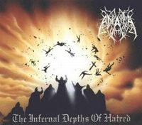 Anata - The Infernal Depths Of Hatred CD (album) cover