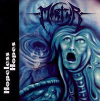 Martyr - Hopeless Hopes CD (album) cover