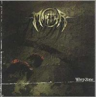 Martyr - Warp Zone CD (album) cover