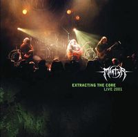Martyr - Extracting The Core CD (album) cover