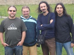 PSYCHO SYMPHONY image groupe band picture