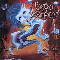 Psycho Symphony - Schizoid CD (album) cover
