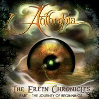 Anthropia - The Ereyn Chronicles Part I CD (album) cover