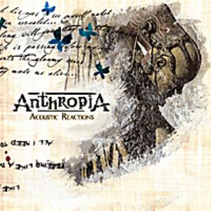 Anthropia - Acoustic Reactions CD (album) cover