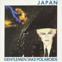 Japan - Gentlemen Take Polaroids CD (album) cover