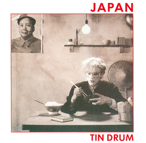 Japan - Tin Drum CD (album) cover