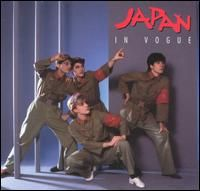 Japan - In Vogue CD (album) cover