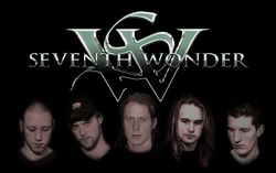 SEVENTH WONDER image groupe band picture