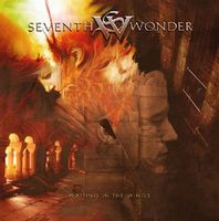 Seventh Wonder - Wainting In The Wings CD (album) cover
