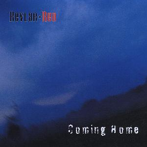 KEVLAR RED - Coming Home CD album cover