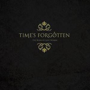 Time's Forgotten - The Book Of Lost Words CD (album) cover