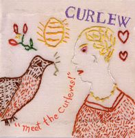 Curlew - Meet The Curlews CD (album) cover